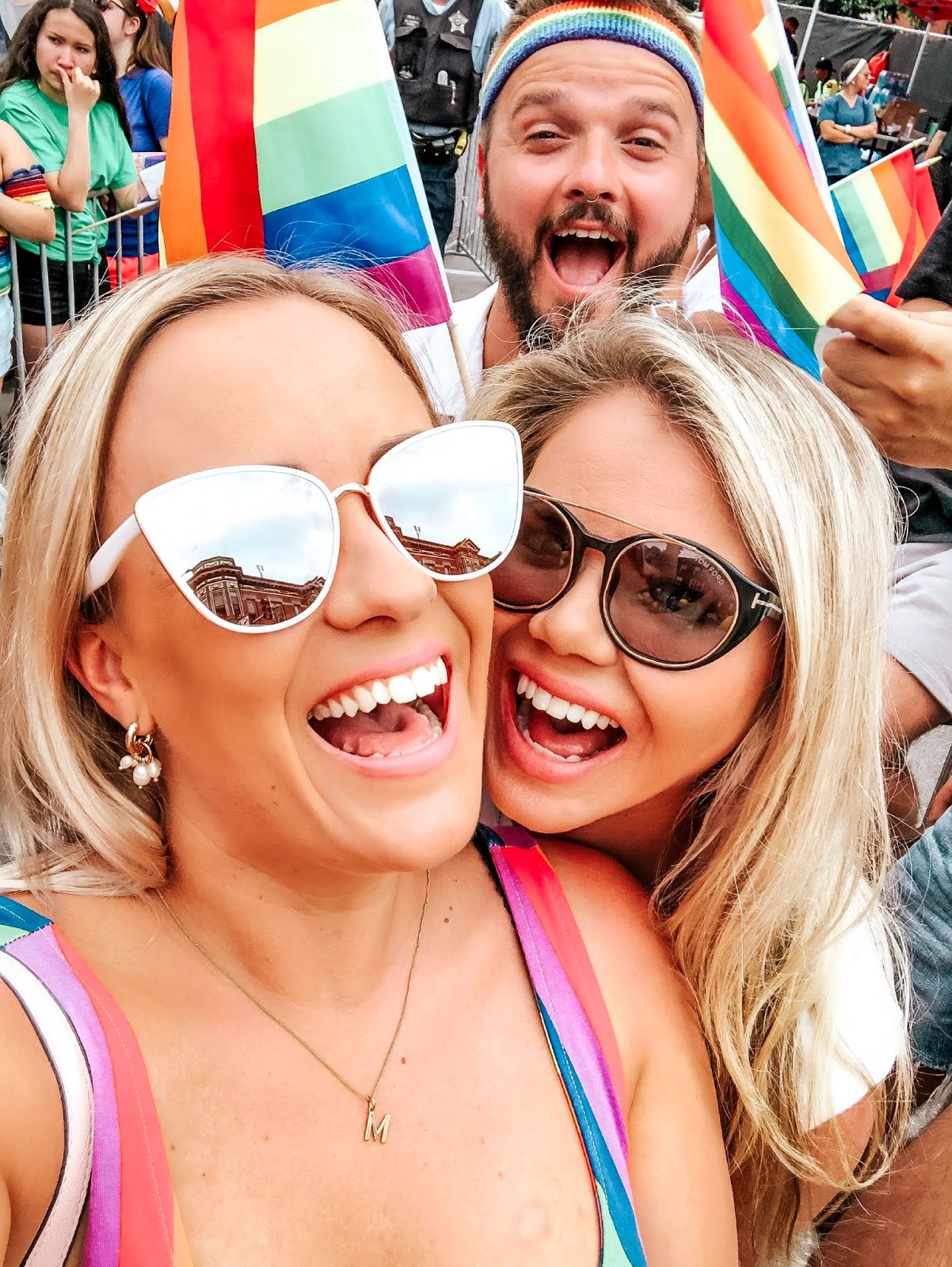 lgbt influencers celebrate chicago pride