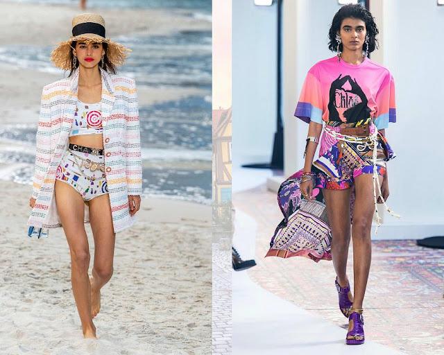 Летнии модные образы 2
