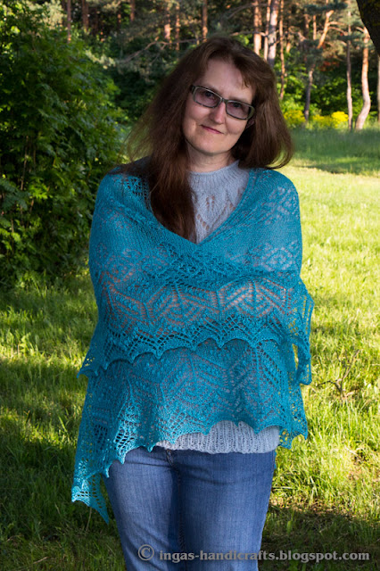MM pitsiline salakudumine / MM Secret Lace Knitting