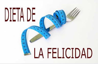 Dieta de la felicidad en Mujeres de hoy