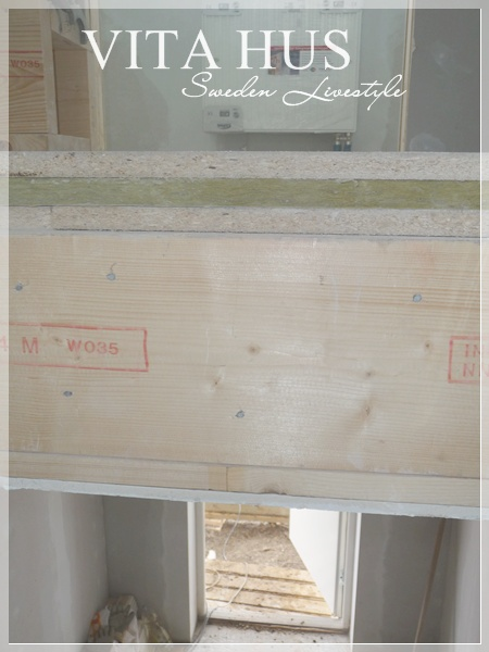 Holzelemntweise, Querschnitt ,Decke