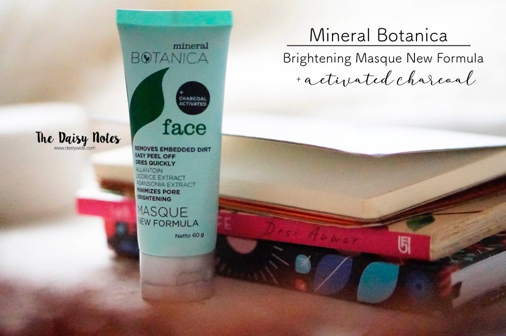 peel off mask, mineral botanica, skincare