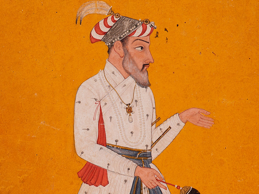 A leaf from history: Rajpipla State defeated Aurangzeb in