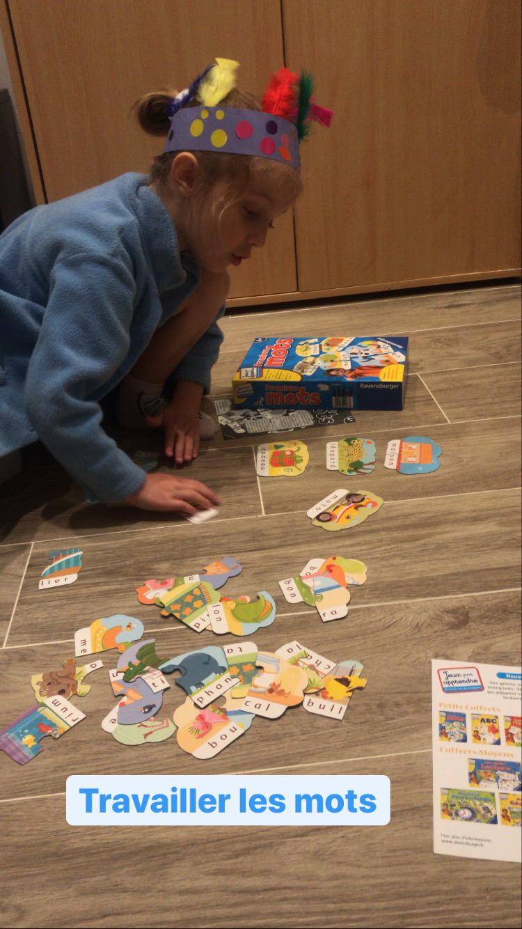 jeux de lettre