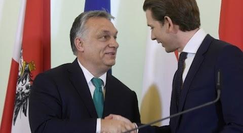 Bekövetkezik Brüsszel rémálma: Ausztria beszáll a V4-hez