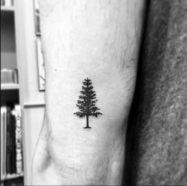Cool Small Simple Tattoos For Men