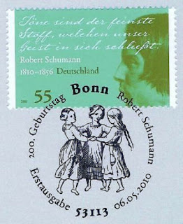 Robert Schumann First Day Germany
