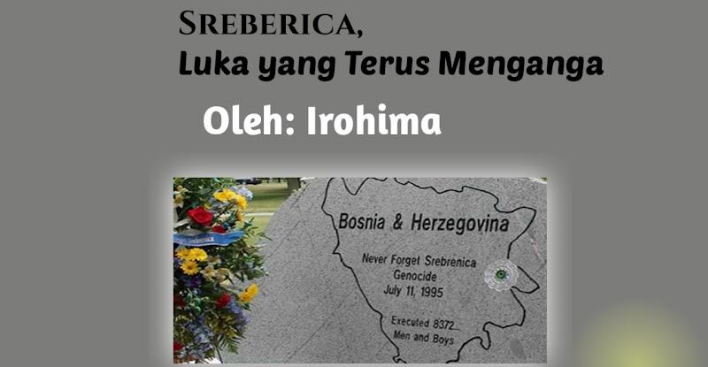 Srebrenica, Luka yang Terus Menganga