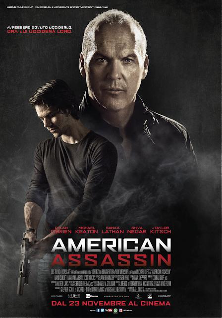American Assassin Film Cuesta