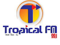 Rádio Tropical FM 99,1 - Treze Tílias