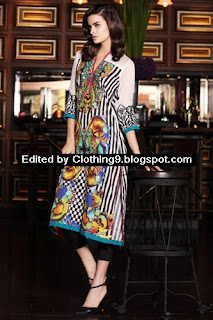 Firdous Kurti Midsummer Collection 2015