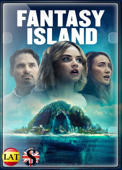 La Isla de la Fantasía (2020) FULL HD 1080P LATINO/INGLES