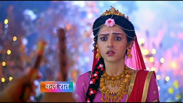 Radha Krishna episode : 26 Dec in hindi