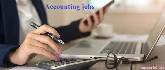 Accounting jobs-হিসাব রক্ষক