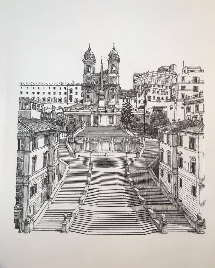 06-Rome-The-Spanish-steps-Paul-Meehan-www-designstack-co