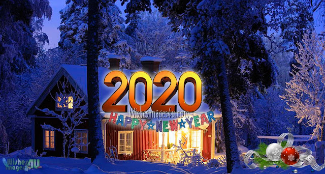 2020 new year wallpaper 1080p HD