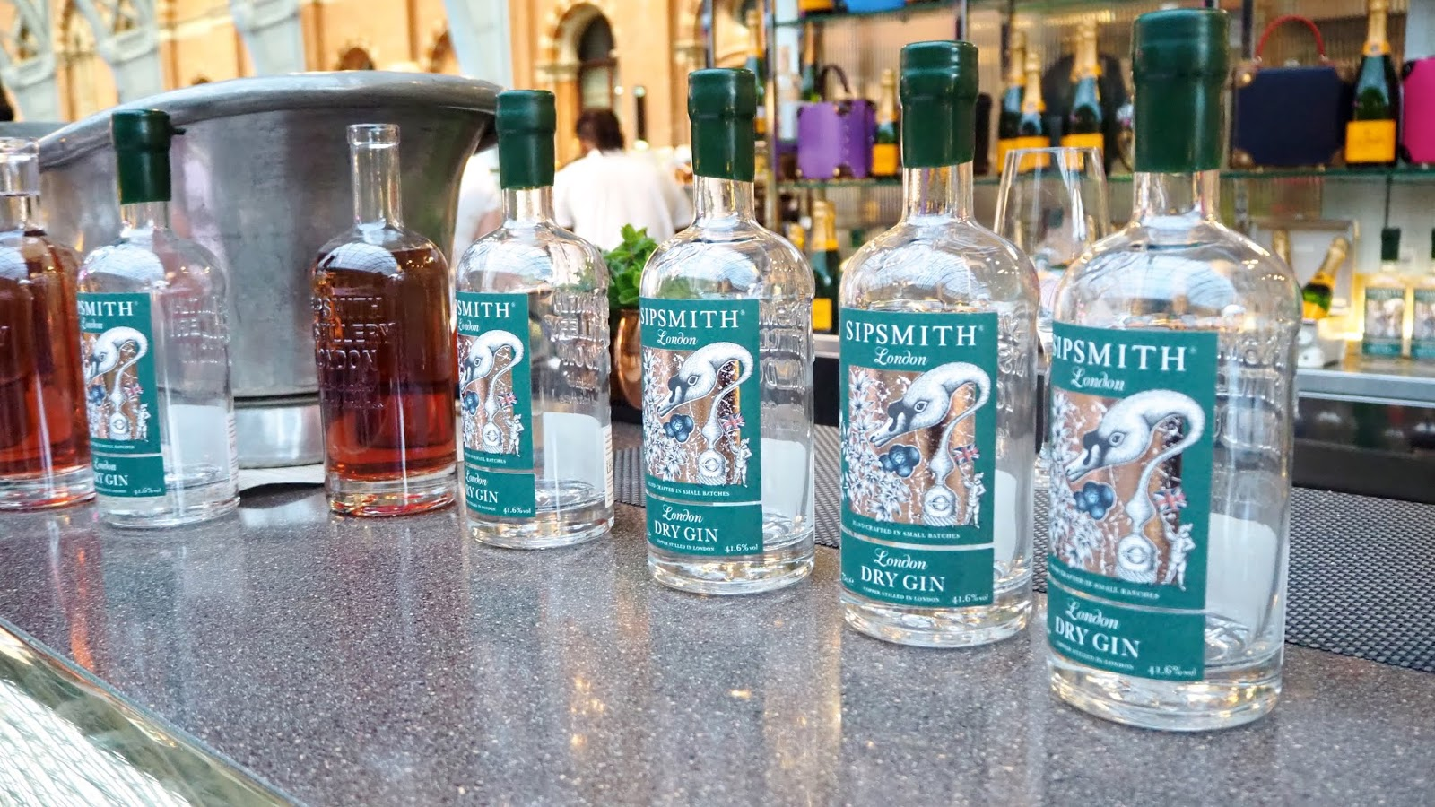 Sipsmith's Gin