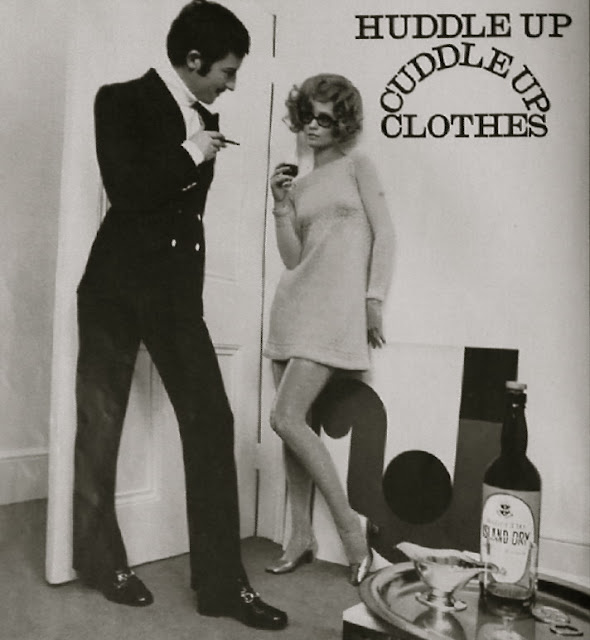 Rosalind Yehuda, Charles Jourdan, Mary Quant, 1960s fashion
