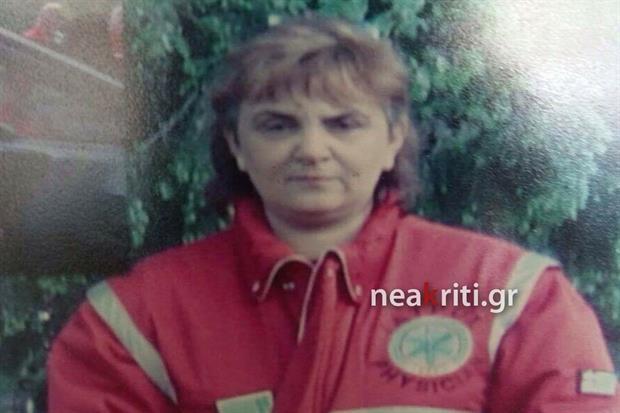 Νέα διευθύντρια στο ΕΚΑΒ Κρήτης η Μάγδα Ζεάκη