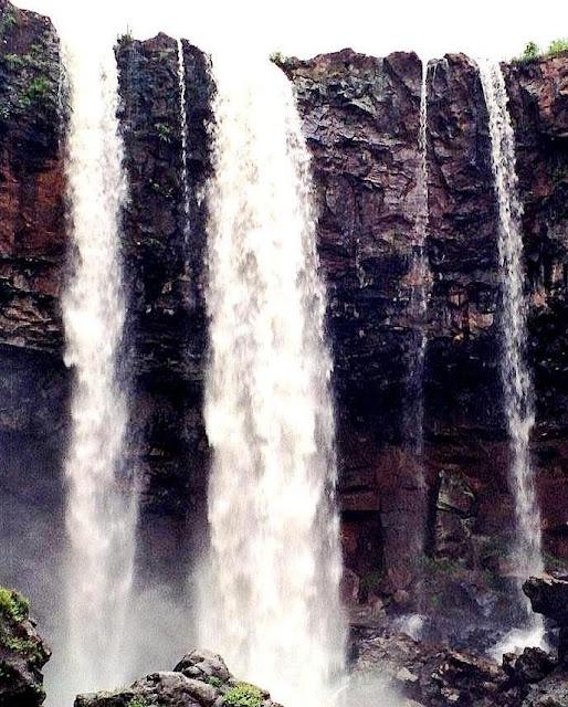 waterfall kapil dhara