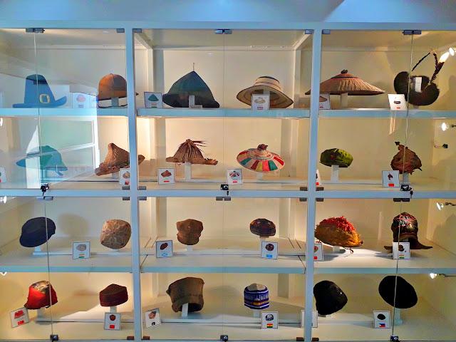 World hats Book Museum cum Ethnology Center