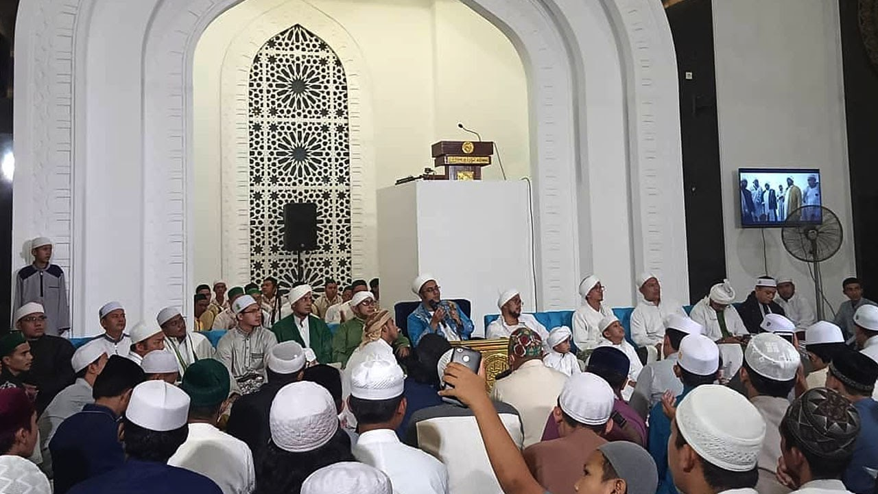 Kegiatan Majlis Nurul Musthofa di Masa PPKM Mikro Jabodetabek