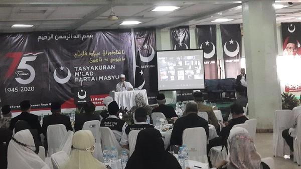 Partai Masyumi Reborn Dideklarasikan, Singgung PKS Tak Tampung Umat