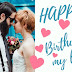 Best Sweet Funny Romantic Birthday Wishes Quotes Images For Boyfriend.