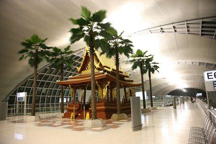 Airport Bangkok © Uwe Letzel - Fotolia.com