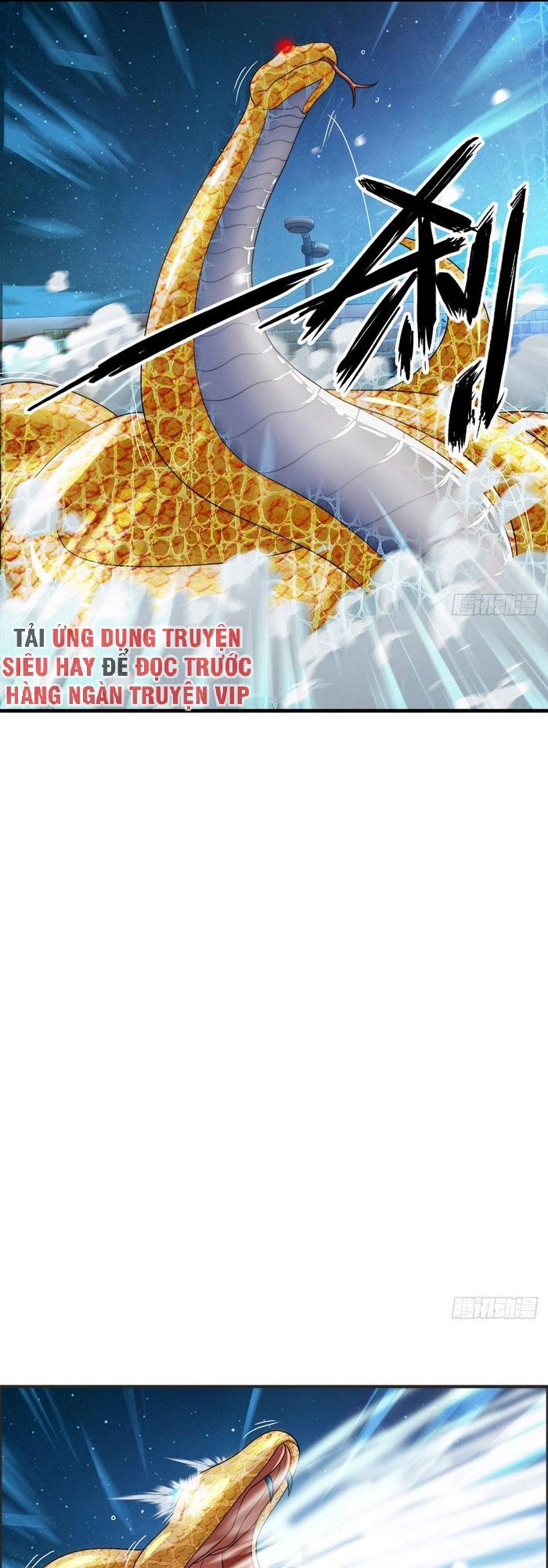 Ta Tu Linh Mạch Ở Hoa Hạ chap 8 - Trang 35