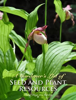 A Gardener's List of Seed and Plant Resources