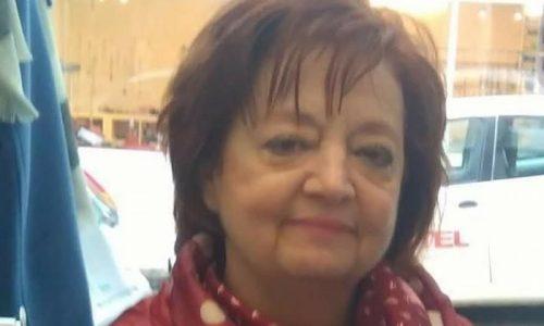Τραγικός επίλογος μετά την τετραήμερη αναζήτηση της 70χρονης Βιολέτας- Κωνσταντίνας Σούλη.