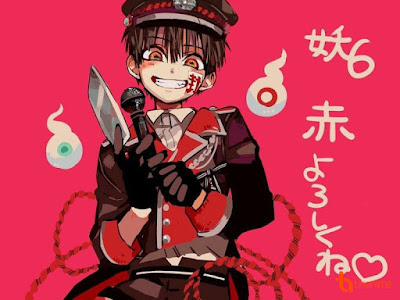 Ác Quỷ Nhà Xí  Jibaku Shounen Hanako kun