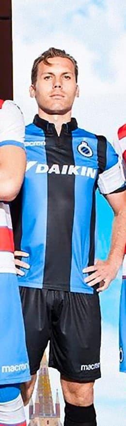 クラブ・ブルッヘ 2018-19 ユニフォーム-ホーム
