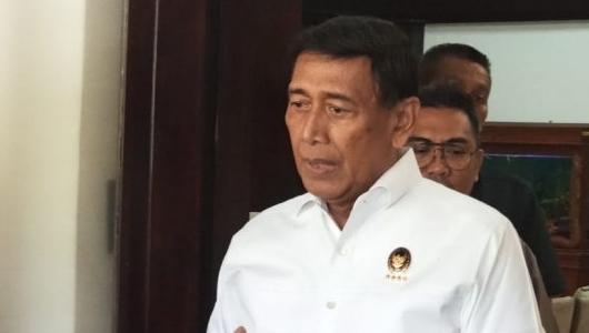Wiranto Berani Jamin Kivlan Zein Cs Mau Bunuh 5 Tokoh Nasional Bukan Karangan Pemerintah