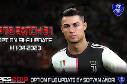 Option File Update For PTE Patch V3.1 #11-04-2020 - PES 2019