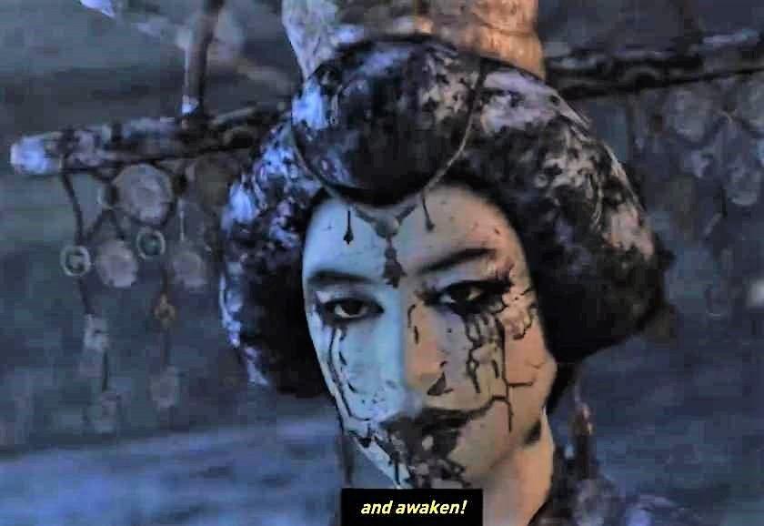Tomb Raider 2013 Himiko the Sun Goddess