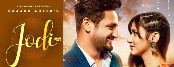 Jodi Malayi Wargi Song Lyrics - Sajjan Adeeb   Latest Punjabi Song