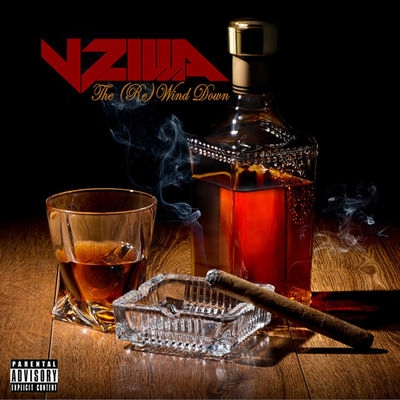 V-Zilla - The (Re)Wind Down - Album Download, Itunes Cover, Official Cover, Album CD Cover Art, Tracklist