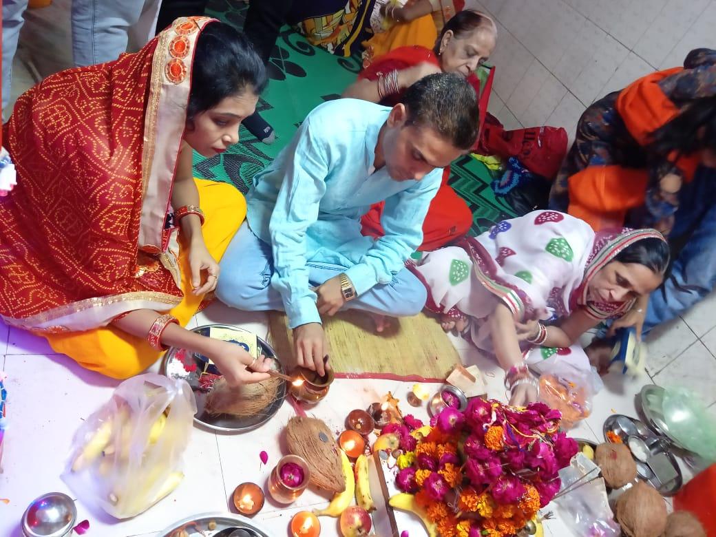 varun saptami arora samaj jhabua-भक्ति एवं श्रद्धा के साथ अरोडा समाज ने मनाई वरूण सप्तमी