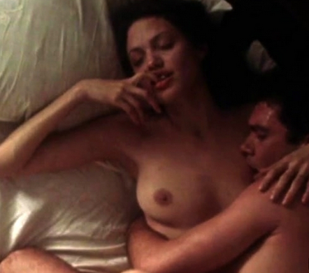 Angelina Jolie Nude In Original Sin 88
