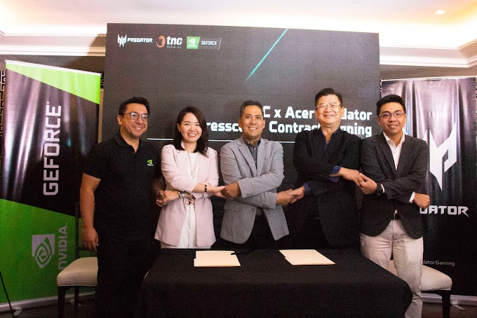 ACER Predator Partners with TNC to Build Spaces for Gamers