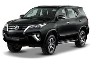 Toyota Fortuner VRZ - Bali Jaya Trans