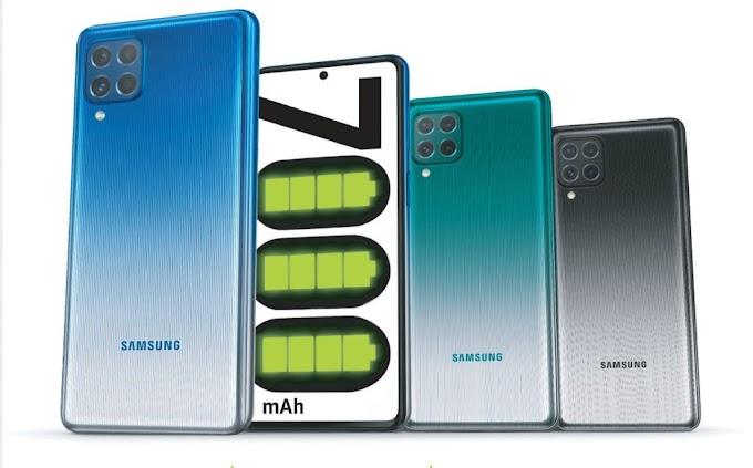 Samsung Perkenalkan Galaxy M62 Bawa Baterai Besar 7000 mAh