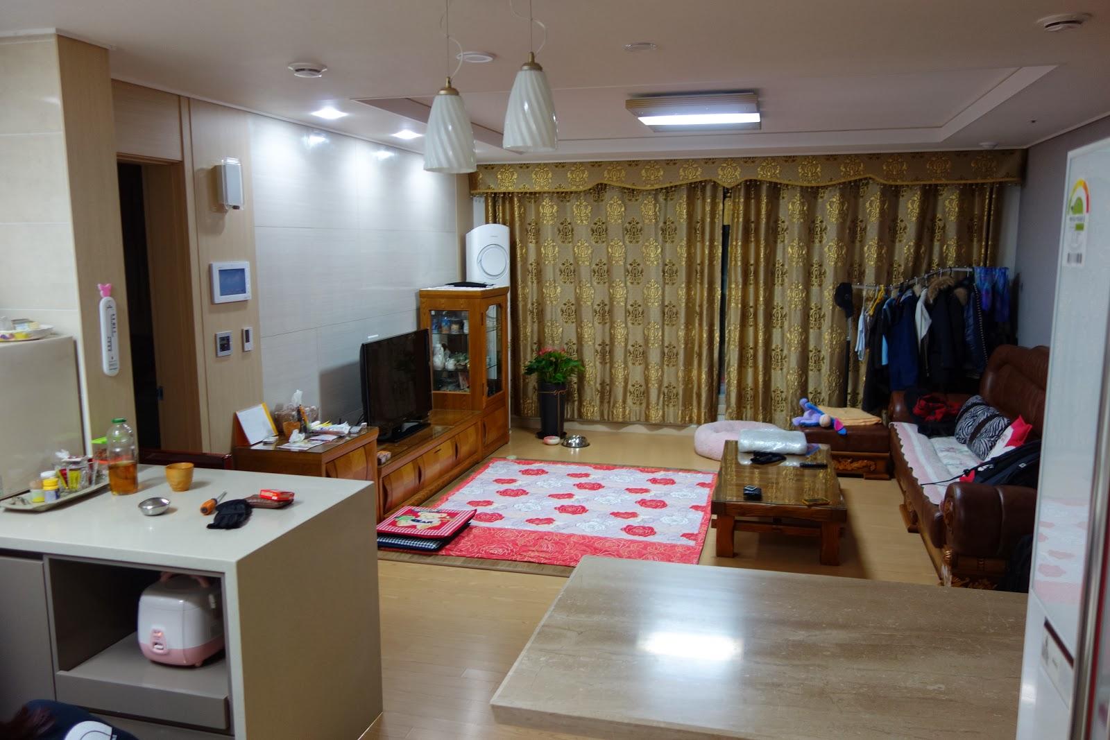 G'Day Korea: Modern Korean Apartment