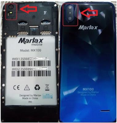 Marlax MX100 Flash File