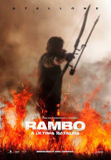 Último Rambo Estreia em Portugal em Setembro e Passará pela ComicCon Portugal!