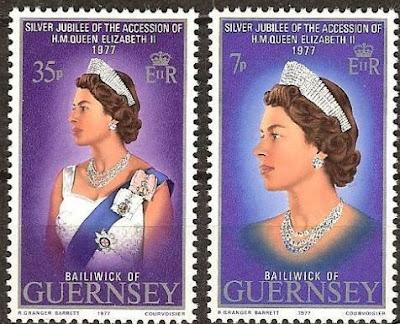 Guernsey Queen Elizabeth II Jubilee