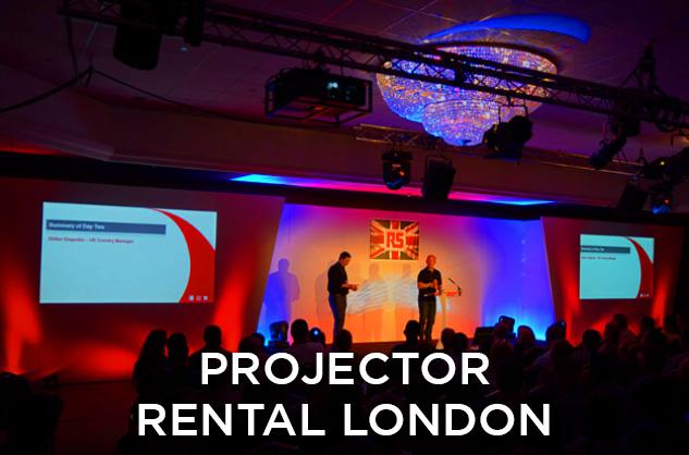 projector rental London