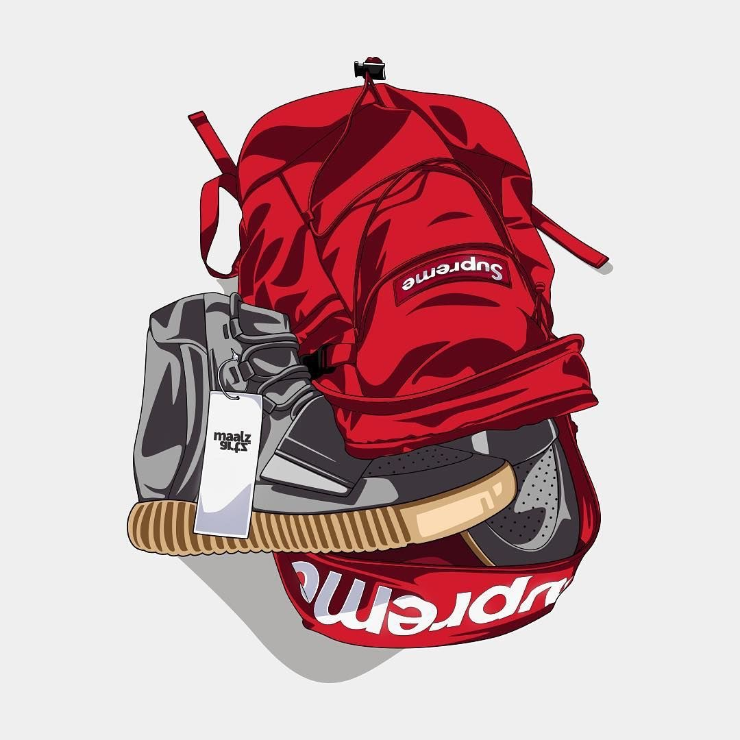 Supreme Wallpaper Iphone For Girls